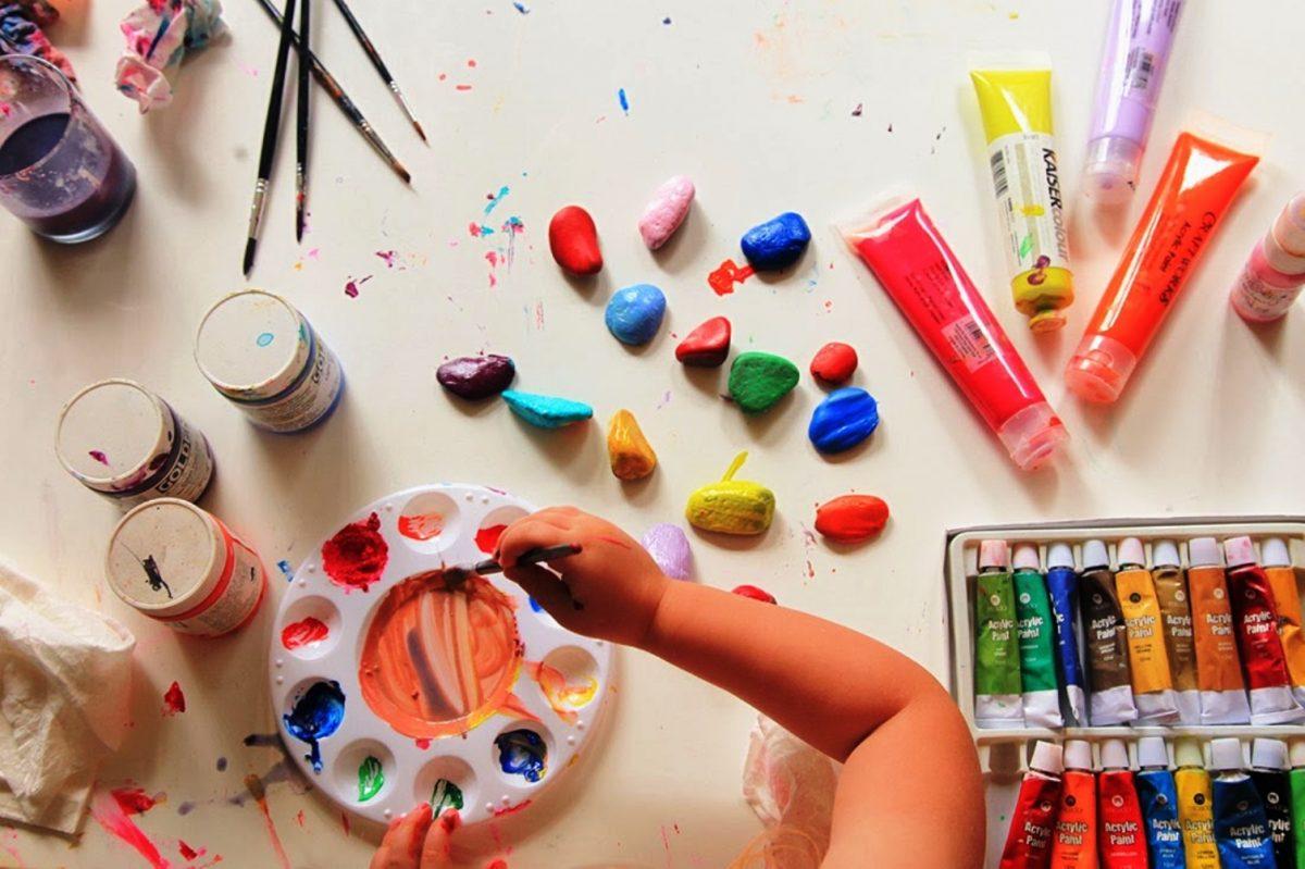 Творческая активность ребенка важна и нужна