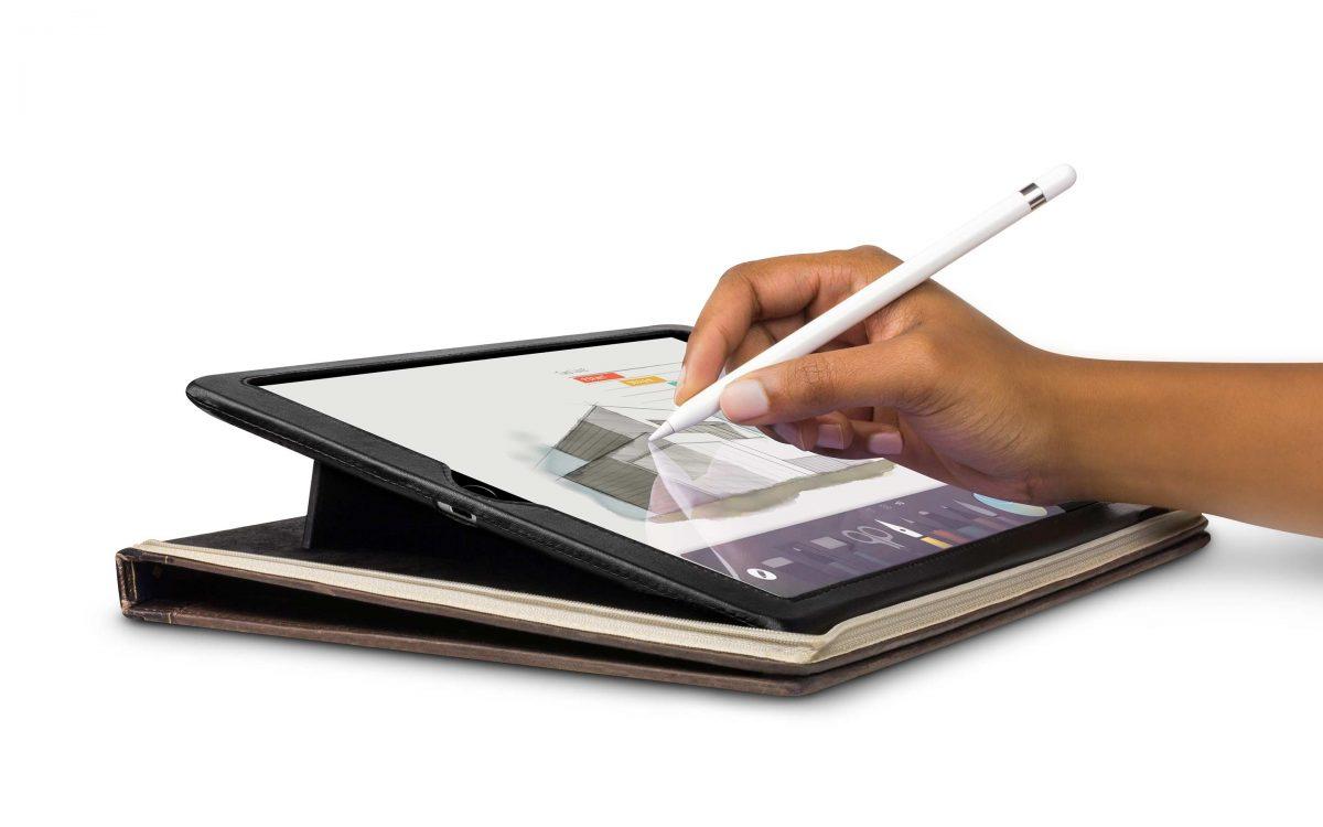 Какими чехлами мамы могут уберечь свой планшет iPad Pro 12.9?