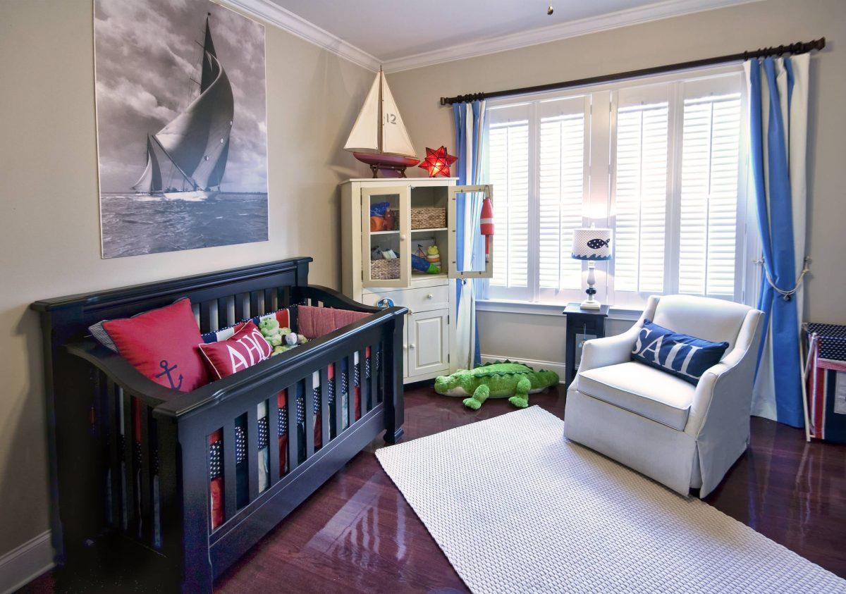 Идеи для создания комнаты матери и младенца
