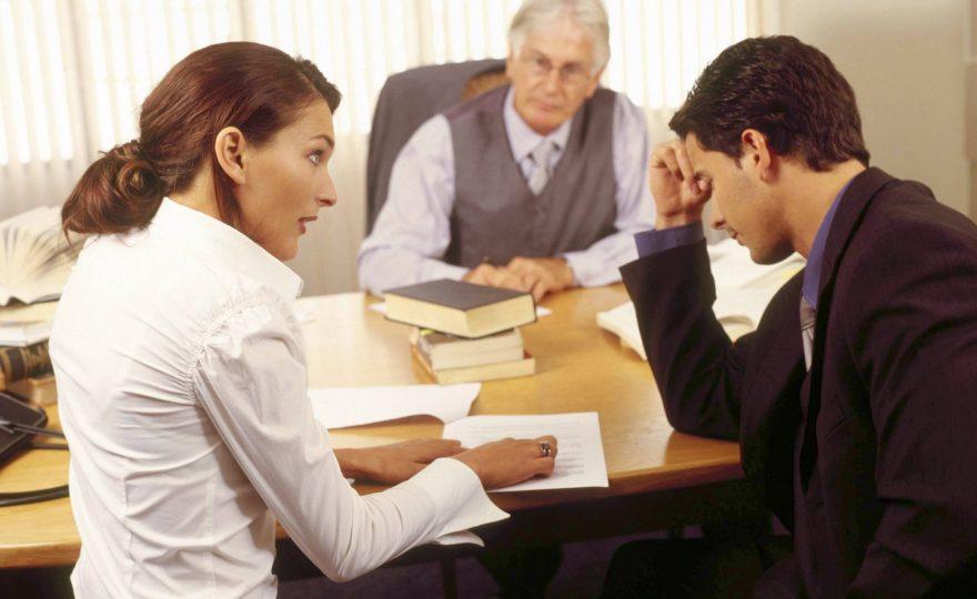 Адвокат по семейным делам – профессия друга в трудную ситуацию